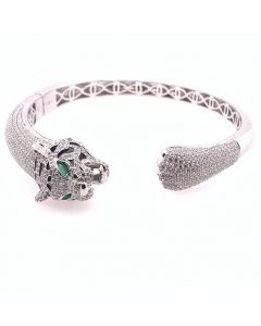 SS Spotted Tiger Growl Bangle