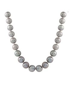 SS 11-15mm Gry Ming Prl Neck