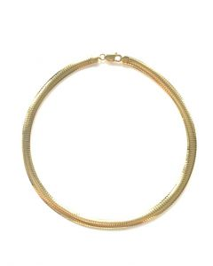 14Kt Plated Avolto Necklace